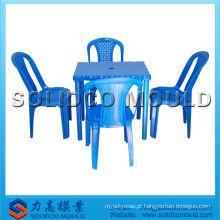 molde plástico dos produtos domésticos