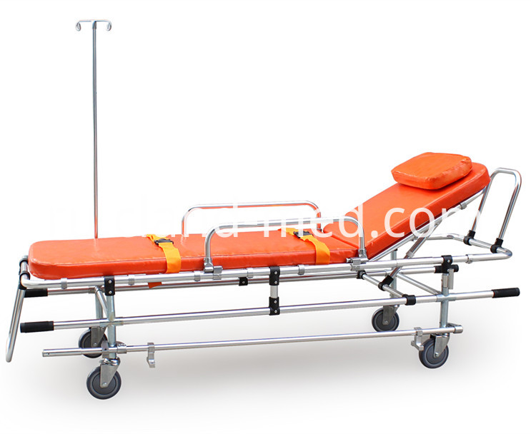 Cl Ht0006 Aluminum Ambulance Stretcher 2
