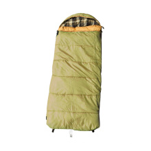 Outdoor Camping Sleeping Bag for Kid Warm Weather Camping Sleeping Bag with Hollow Fiber Cotton Filling for Kid