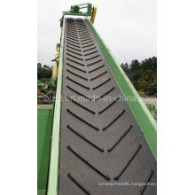 Ep Chevron Rubber Conveyor Belt