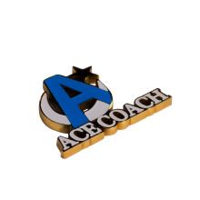 Factory Custom Free Sample Print Metal Soft Hard Enamel Badge Lapel Pins DIY Design