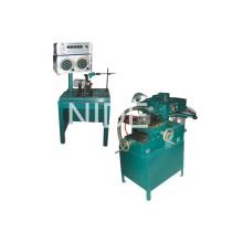 Machine d'équilibrage de rotor semi-automatique