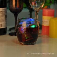 Machine Blown Wine Glass