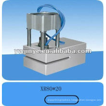 Handle hole puncher/punching machine for plastic bags,foil bags & nonwoven bags