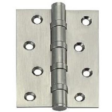 dobradiça de porta de madeira