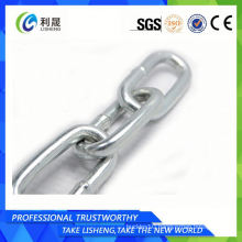 Straight Metal Welded Link Chain