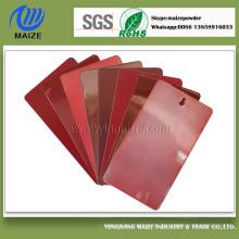 Hersteller Wood Effect Powder Coating