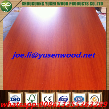 1220X2440xmm Panel Furniture Use Melamine MDF