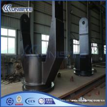 Junta caliente del cardan del acero para el sistema de la pipa de la succión en la draga de TSHD (USC8-007)