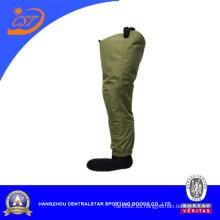 Pantalones de hombre de Wader de pesca transpirable e impermeable