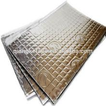 Fita butílica de folha de alumínio Qiangke e fita impermeável usando na placa de canto