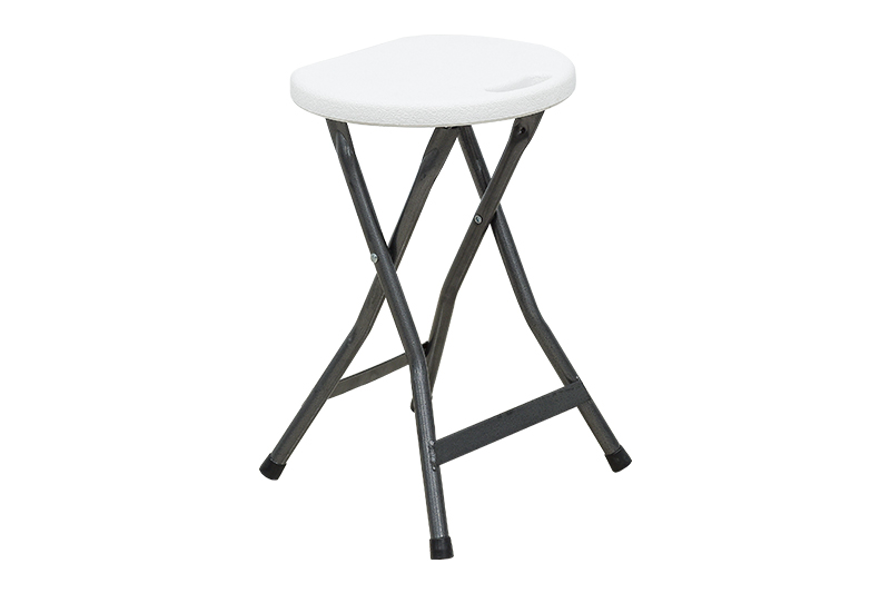 Plastic Folding Stool Chair