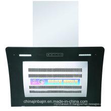 Capot d'échappement en panneau de verre / Hotte aspirante pour appareil de cuisine / hotte aspirante (TIME5 # A1)