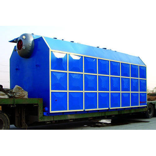 Chain Grate Wood Boed Steam Boiler