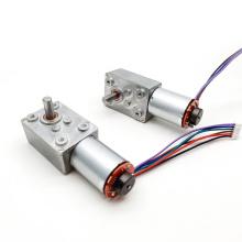 24v dc worm gear motor high torque dc gear motor TWG3246-370