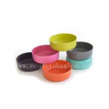 (BC-B1002) Eco Bamboo Fiber Tableware Bowl с эко-дизайном