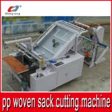 2015 Китайский поставщик Автоматическая машина для резки пластмассовых плетеных мешков