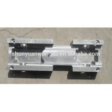 Peças de alumínio de fundição, peças de alumínio do barco, peças de alumínio feitas sob encomenda