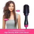 Styler Volumizer Haarglätterbürste mit Kamm