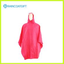 Erwachsene Wasserdichte 100% PVC Wiederverwendbare Regenbekleidung
