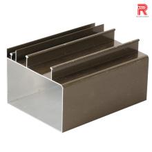 Алюминиевые / алюминиевые профили для экструзии для нас Стиль Вертикальное раздвижное окно