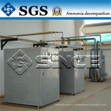 Печь защитная газовая с атмосферой