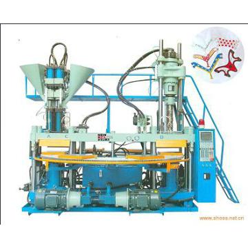 Dreifarbige Kunststoffspritzgussmaschine