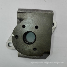 ISO 4527 Nikel Plated Grey Iron Body for Pakage Machine