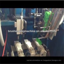 toque el panel de control de la escoba de plástico maquinaria