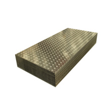 Experienced Factory Steel Checkered Plate/Diamond Aluminum