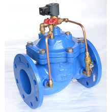 Electrically Operated Pressure Control Valve, 600X
