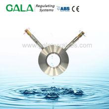 Água para placa de medição de pressão para válvula de balanceamento automático