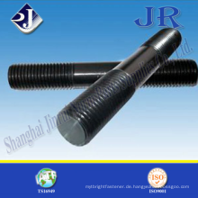 All Size Double End Bolzen mit schwarzem Zink Made in China Jinrui