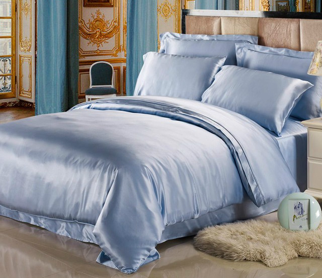 Light Blue bedding sets