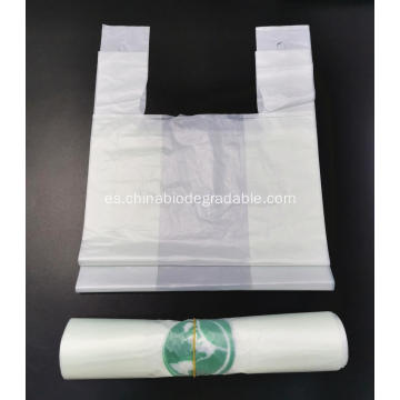 Bolsas impermeables de frutas vegetales degradables PLA