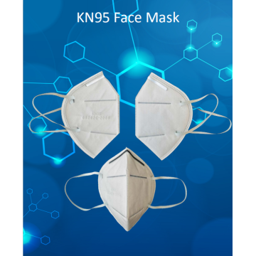 masque de protection jetable KN95