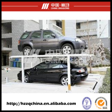 Dispositivo de levantamento da garagem de estacionamento do carro vertical subterrâneo popular do produto