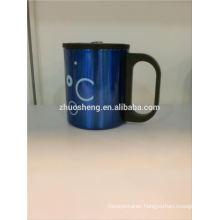 new ceramic mug with carabiner