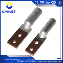 Dtl2 Type Double Hole Brazing Bimetal Connecting Lugs