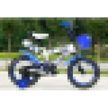 Bicicleta de crianças infantil bicicleta, bicicleta de criança, com assento de boneca