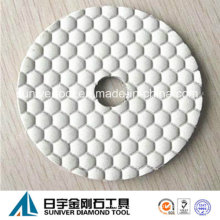 """4"""" Professional Dry Polishing Pads for Stone Generation 1"""