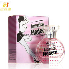 Classical Attractive Smell Perfume with Elegant Packaged Women