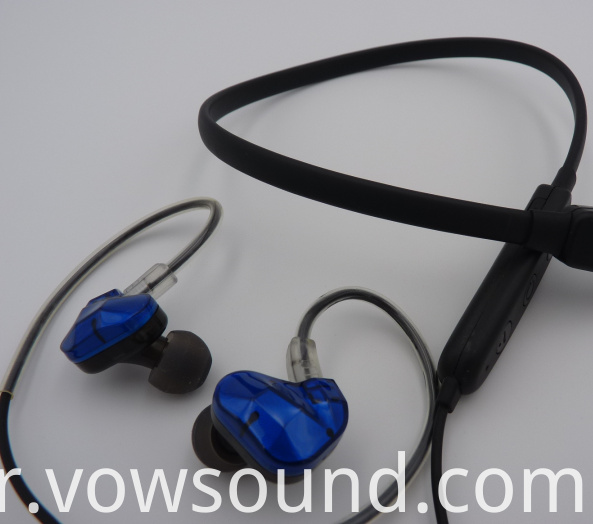 Secure Fit Sport Bluetooth Headphones