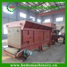 Holzscheitholz Debarker Holz Baum Entrindungsmaschine Maschine zum Verkauf