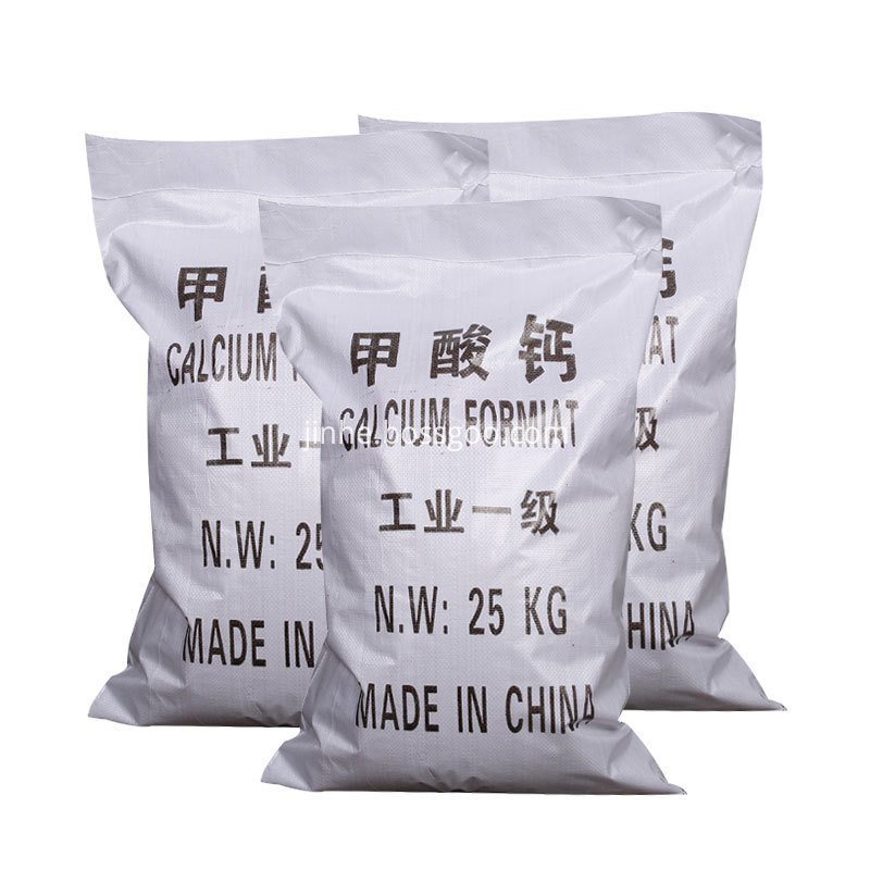 CAS 544-17-2 High Quality 98.0% Min Calcium Formate