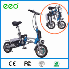 2015 New style one-second folding lithium battery chinese cheap electric bike