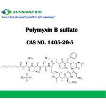 Sulfato de Polymyxin B CAS NO 1405-20-5