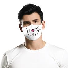 Halloween-Thema 3D-gedruckte Design-Maske