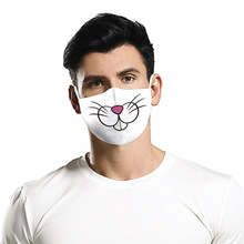 Halloween Theme 3D Printed Design Mask