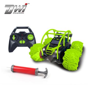 DWI RC Toys Amphibious Stunt Remote Control Car With Light